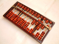 the ancient abacus