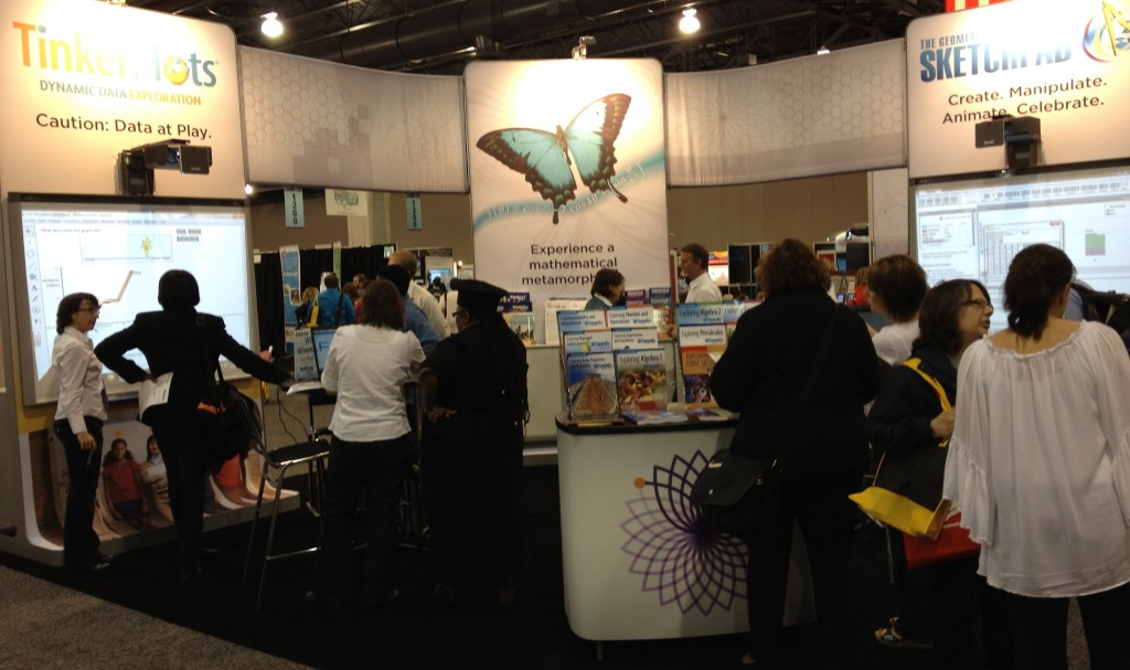 NCTM Booth
