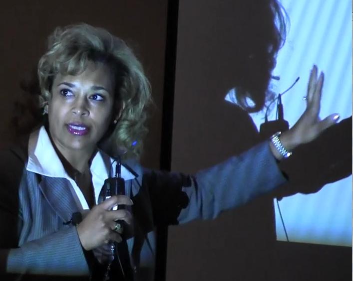 Donna Leak at NCSM Ignite