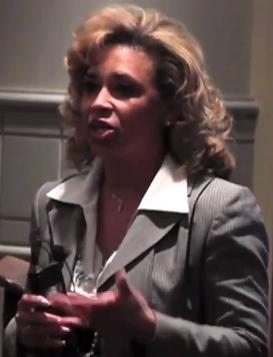 Dr. Donna S. Leak at NCSM Ignite